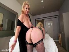 Download pornography category lesbian (290 sec). BBW Cougar Dildos Sexy Plump Busty Babe in Hotel Room.