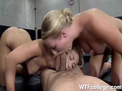 Cool video link category blonde (420 sec). Fun College Group Sex at Dodgeball.