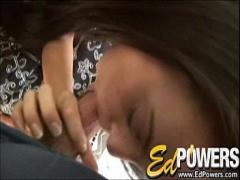 Download video category brunette (519 sec). Rahyndee James Gets An Oral Sex With Ed Powers.