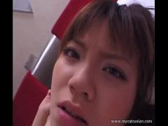 Free erotic category teen (333 sec). Cute teen Asian chick nailed hard.