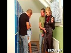 Genial video list category blowjob (480 sec). Hardcore act for clothed strumpets.