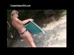 Sexy erotic category blonde (681 sec). Girl do dogging 4.