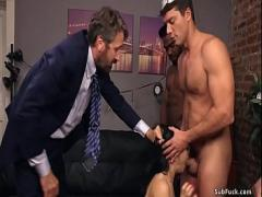 Free video category bdsm (310 sec). Wife fucked by husband and four guys.