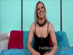 Download videotape recording category blowjob (301 sec). Teen ready for extreme degradation.