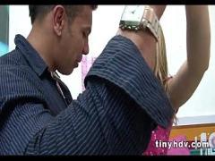 Nice amorous video category teen (330 sec). Real latina teen Teresa Carvajal 1 51.